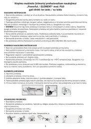 P10 plauku kirpimo masinele internetui.pdf - UAB Krinona - prekių ...