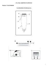 WAH13900050 plauku kirpimo masinele.pdf - UAB Krinona - prekių ...