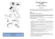 IM-5042 Epiliatorius.pdf - UAB Krinona - prekių instrukcijos - Krinona