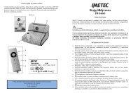 IM-16061 Koju sildytuvas.pdf - UAB Krinona - prekių instrukcijos ...