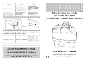 DESIDERIO SUPERIOR 15486.pdf - UAB Krinona - prekių ...