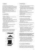 DBM8E Instrukcijos Kavamalė - UAB Krinona - prekių instrukcijos ... - Page 3