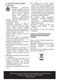 Saumikser Rankinis smulkintuvas Rokas blenderis - UAB Krinona ... - Page 5