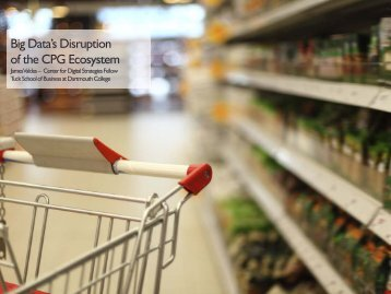 Big Data's Disruption of the CPG Ecosystem - Center for Digital ...