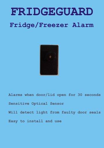 Fridge/Freezer Alarm