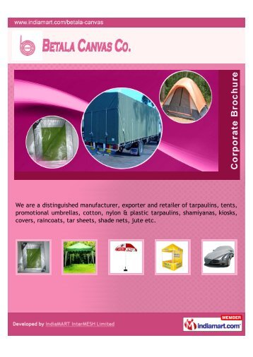 We are a distinguished manufacturer, exporter and retailer ... - Imimg