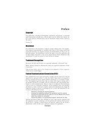 Preface - ECS