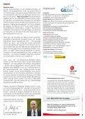 """1 SV 09 SPECIAL """"Das Beste für die Stadt herausholen"""" Der JUC ... - Page 3"""