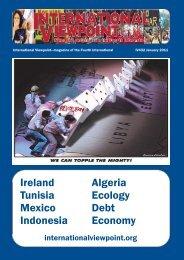 Download IV432 PDF - International Viewpoint