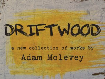 driftwood catalog for download - Mclevey