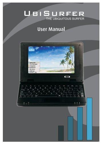 ubisurfer-manual.pdf filesize: 3355.56 Kb - Maplin Electronics