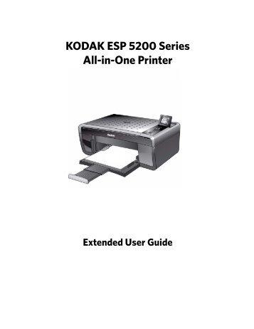 KODAK ESP 5200 Series All-in-One Printer - Maplin Electronics
