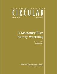E-C158 Cover1 - Center for Transportation Analysis - Oak Ridge ...
