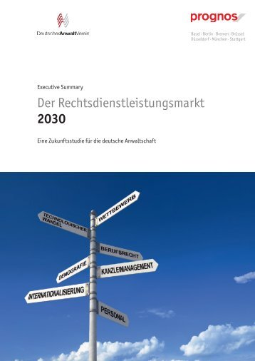 Executive Summary - Deutscher Anwaltverein