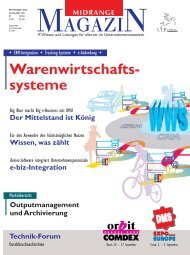 Technik-Forum - Midrange Magazin