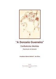 """""""A Donzela Guerreira"""" - Repositório Aberto da Universidade do Porto"""