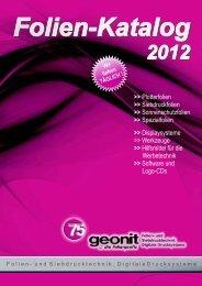 Katalog 2011 Titelseite