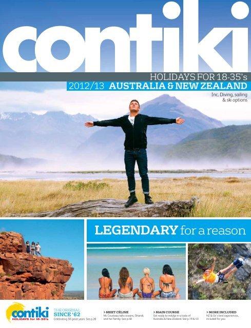 Explore more - Contiki