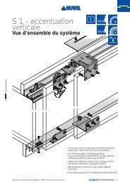 S 1 - accentuation verticale - Lmc