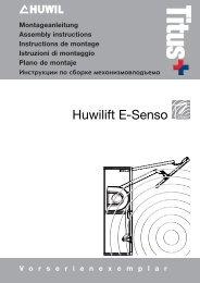 Huwilift E-Senso E-Senso - Lmc