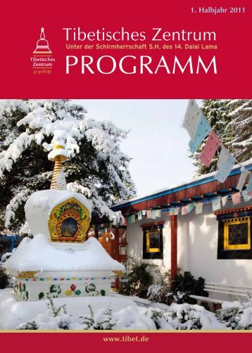 Ritual: Lama Tschöpa - Tibetisches Zentrum ev