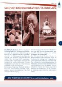 Ritual: Lama Tschöpa - Tibetisches Zentrum ev - Page 7