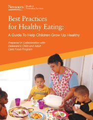 Best Practices for Healthy Eating: