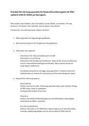 Protokoll fört vid styrgruppsmöte för Nationellt kvalitetsregister för ÖNH