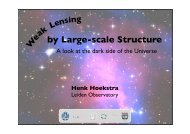 Weak lensing by large scale structure