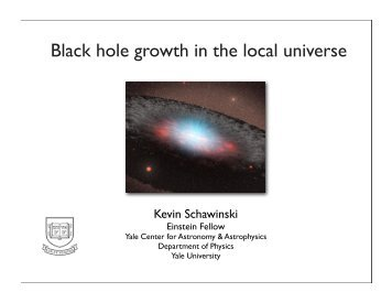 Black hole growth and galaxy evolution