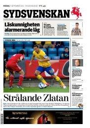 SDS-master 4.1.5 - Sydsvenska Dagbladet
