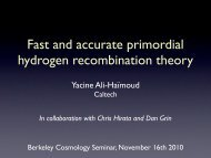 Fast and accurate primordial hydrogen recombination theory