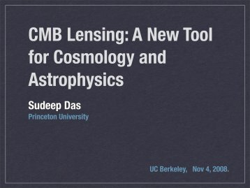 CMB Lensing: A New Tool for Astrophysics and Cosmology