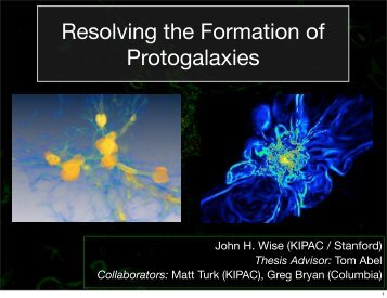 Resolving the Formation of Protogalaxies