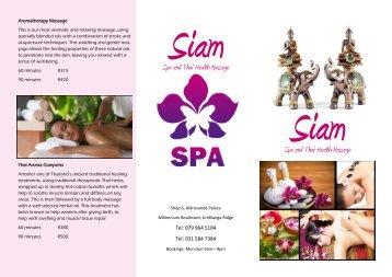 Spa and Thai Health Massage Spa and Thai Health Massage