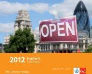 KLETT BR Englisch 2012 UG 12-01