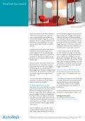 Färdiga väggar i datorn ger mer tid till kreativitet - Autodesk - Page 2