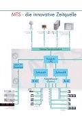 MobaTime Server MTS - Bürk Zeitsysteme - Seite 2