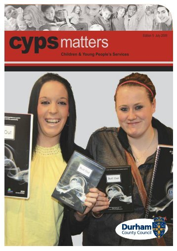 cypsmatters - Durham County Council