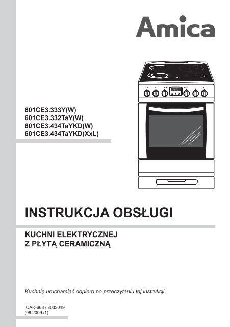 Instrukcja Obsugi Amica
