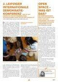 okt. 2011 Unabhängiges magazin zUr »leipziger Demokratiekonferenz - Seite 3