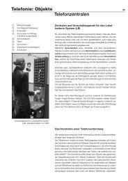 Telefonie - Museum für Kommunikation, Bern
