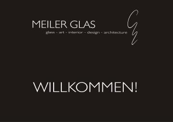 Download der Broschüre - Meiler Glas