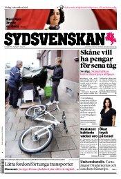 SDS-master 5.0.10.9 - Sydsvenska Dagbladet