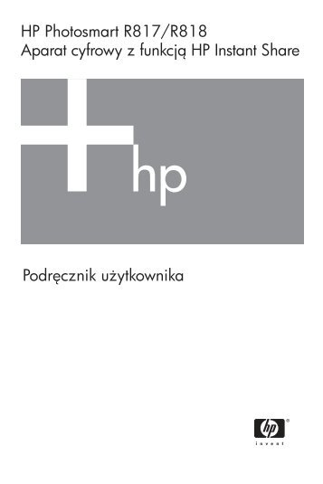 HP Photosmart R817/R818