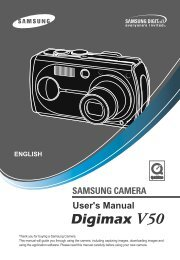 User's Manual - Directory listing for