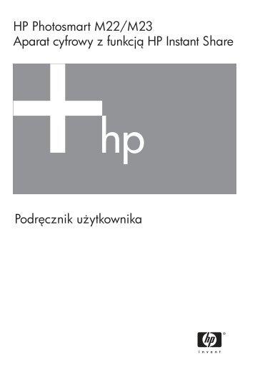 HP Photosmart M22/M23