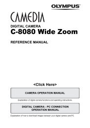 C-8080 Wide Zoom INSTRUCTION MANUAL