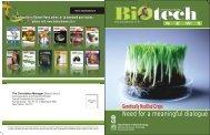 feature - Biotech News