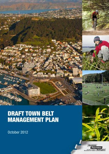Draft Town Belt Management Plan - Wellington City Council